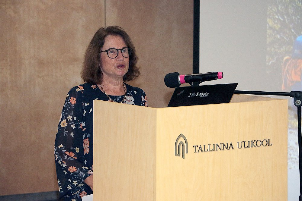Emeriitprofessor Helen Timperley
